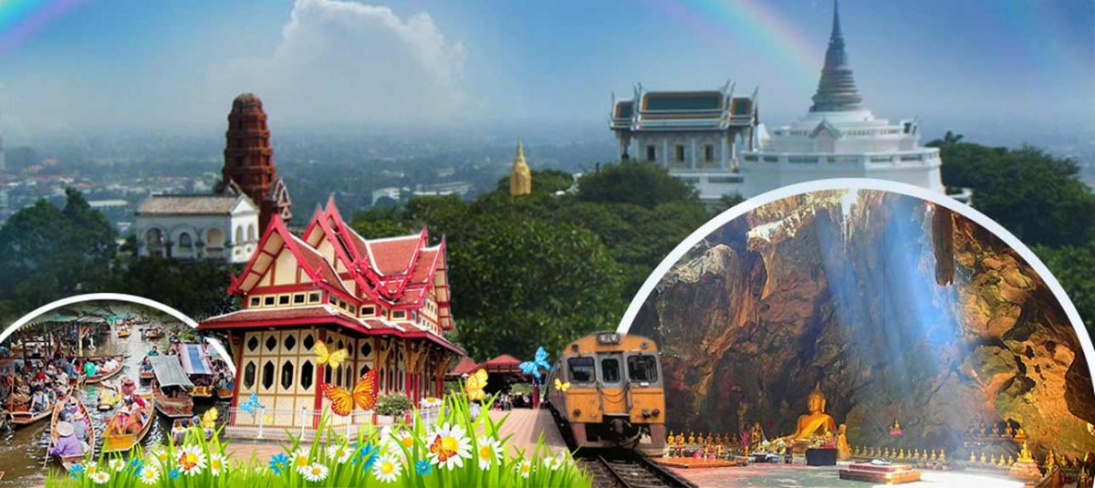 Day Tour to Huahin from Bangkok